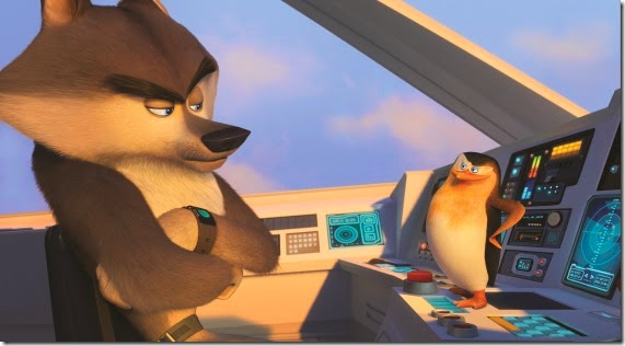benedict cumberbatch voices Classified in THE PENGUINS OF MADAGASCAR