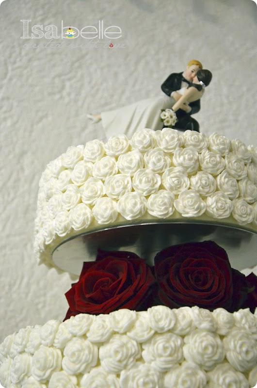Hochzeitstorte created by Isabelle (5)