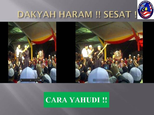 DAKYAH HARAM !! SESAT !5