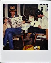 jamie livingston photo of the day October 01, 1984  ©hugh crawford