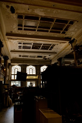 Inside the Astor Hotel