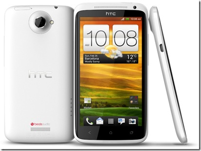 HTC One X Short Review