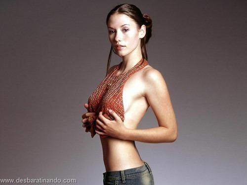 chyler leigh linda sensual sexy sedutora desbaratinando (56)