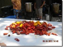 crawlfish boil 013