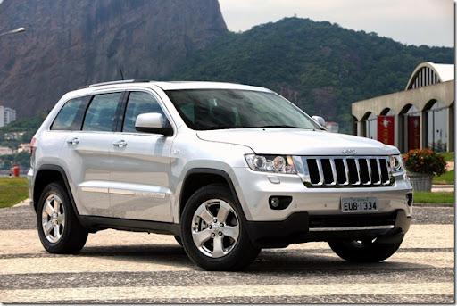 Um Bom Exemplo Da União Entre O Grupo Chysler E O Grupo Fiat é O Jeep Grand  Cherokee CRD. A Nova Versão Esteve No Salão Do Automóvel Em Novembro  Passado E ...