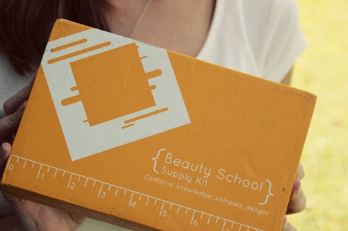 August 2012 Birchbox Review