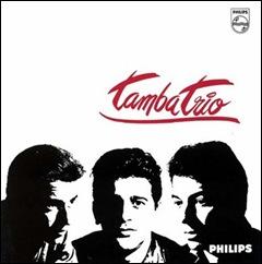 Capa do Primeiro Album do Tamba Trio - 1962