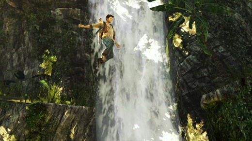uncharted golden abyss review, ps vita uncharted golden abyss