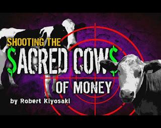 vacas sagradas del dinero robert kiyosaki