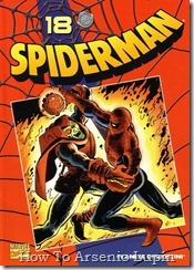 P00019 - Coleccionable Spiderman #18 (de 50)