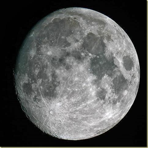 16 october 2013 Moon