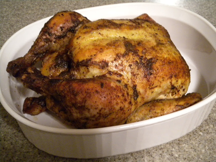 Slow Roasted Lemon Chicken Recipe | Yummly