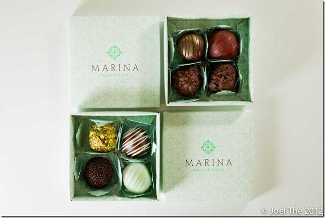 marina doces