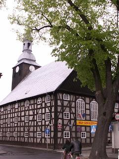 budynek muzeum, dawniej byl to Kościol Ewangelicki