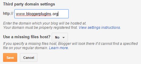 third-party-url-settings-blogger