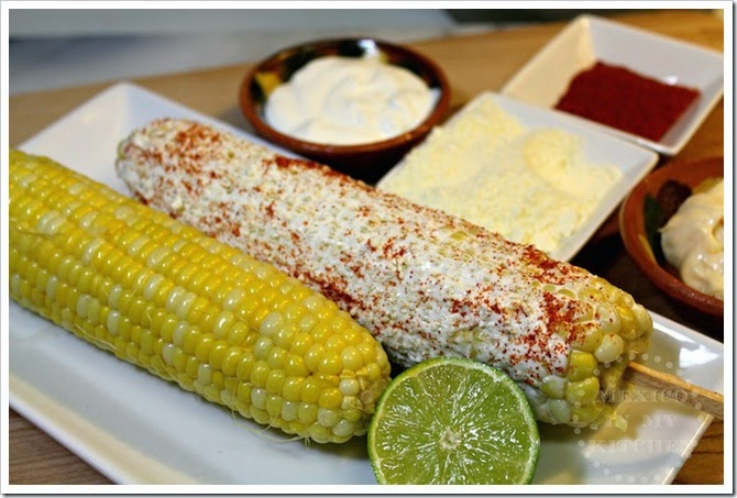 Mexican Corn on the Cob | Learn how to do make it today.
