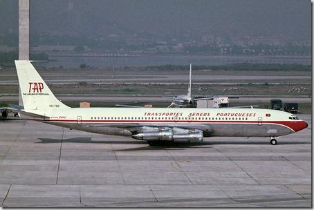 Boeing 707-382B Tap