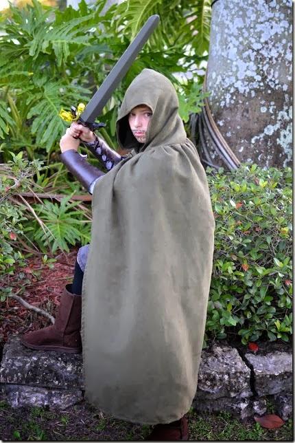 disfraz de Aragorn (3)