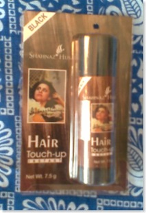 Shahnaz Husain Hair Touch Up Black