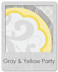 gray and yellow party