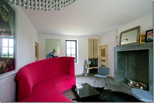 case e interni - Borgogna - rustico - moderno (11)