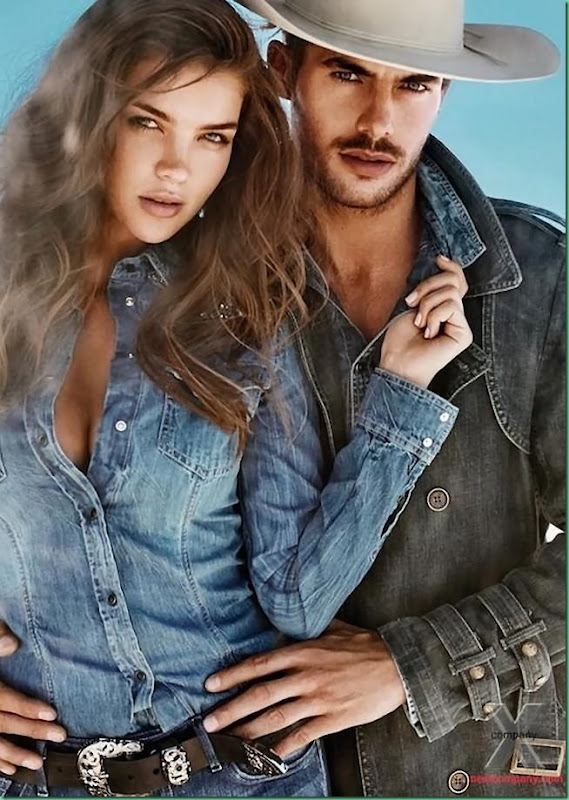 Jacey_Elthalion for Guess - More Images