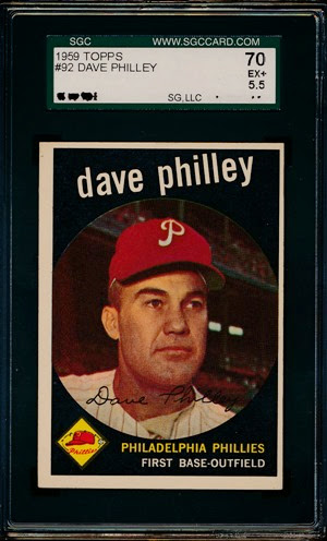1959 Topps 92 Dave Philley