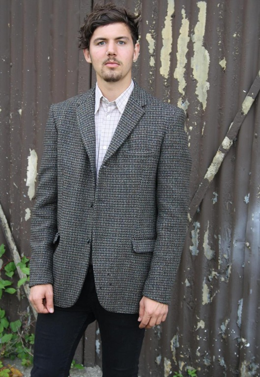 Vintage Harris Tweed Jacket, £34.99, Headlock Vintage