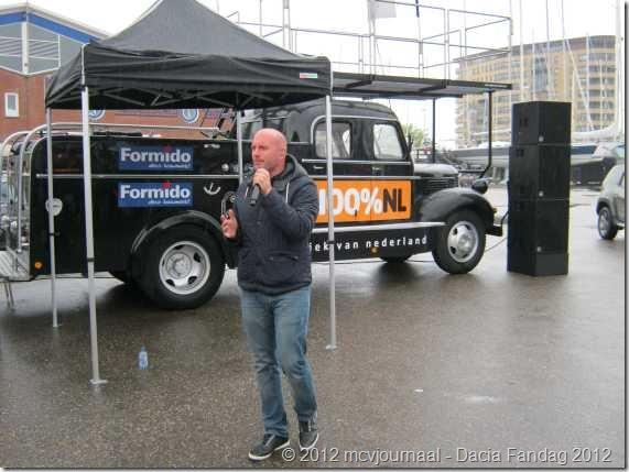 Dacia Fandag 2012 Onthulling Lodgy 34