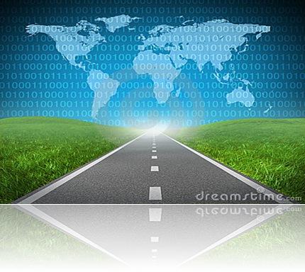 rodovia da informação