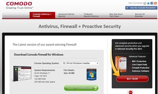 comodo antivirus 7 free download