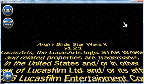 Free Download Angry Birds Star Wars II v1.2.1 PC Game Full