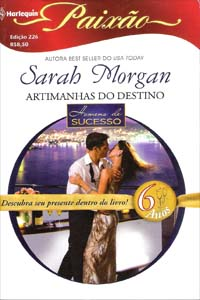 Artimanhas do Destino, por Sarah Morgan