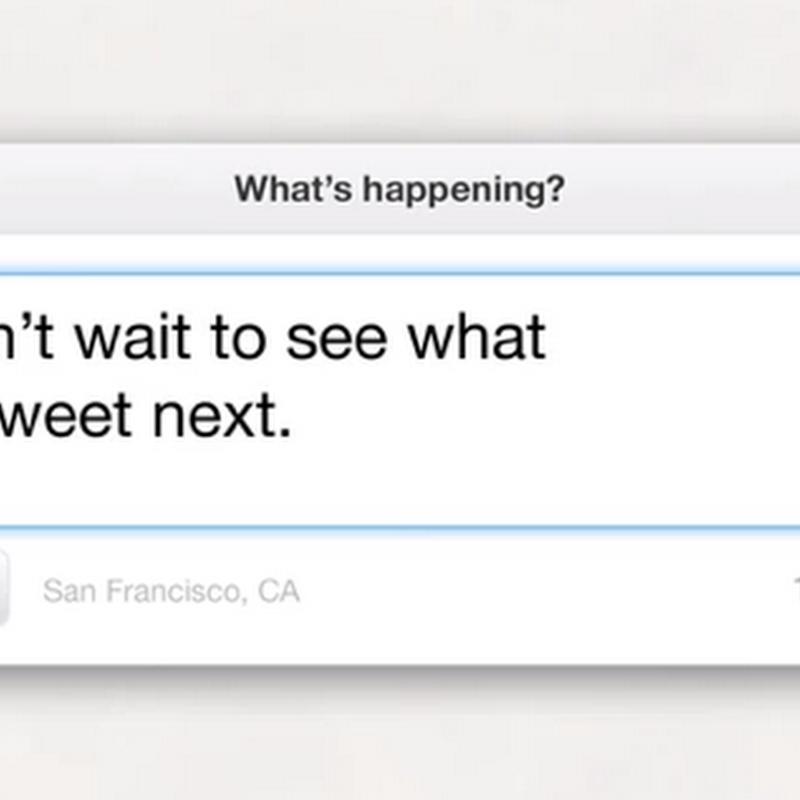 Celebrando  #Twitter7 años