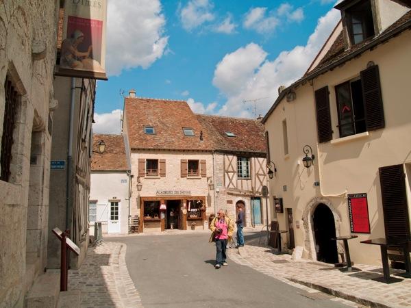 2011 07 24 Voyage France Ville de Provins Une ville marchande