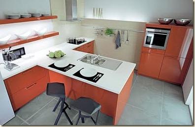 decoración de cocinas modernas