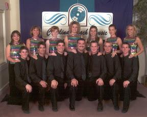 2001 NSDC Team