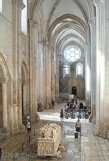 Glória Ishizaka - Mosteiro de Alcobaça - 2012 -87 - D. Pedro  e  D. Ines
