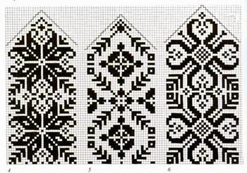 norwegian patterns 1