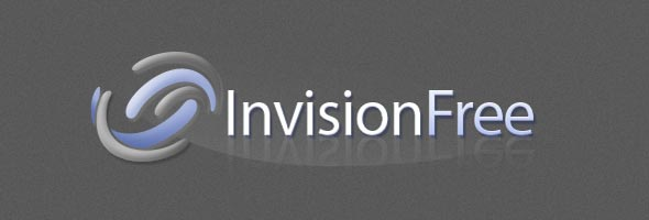Logotipo do sistema de frum InvisionFree.