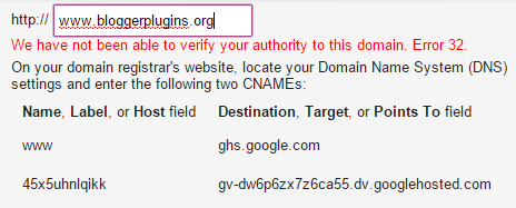 verification-error-blogger