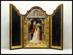 a altarpiece portable