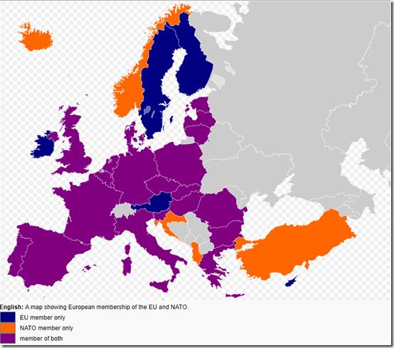 world war ii and european union