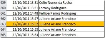 1º lugar - Juliene