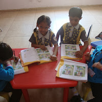 Pre-primary on 20th February 2014 GDA Harni