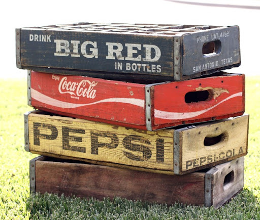 Found Soda Crates | GearCulture