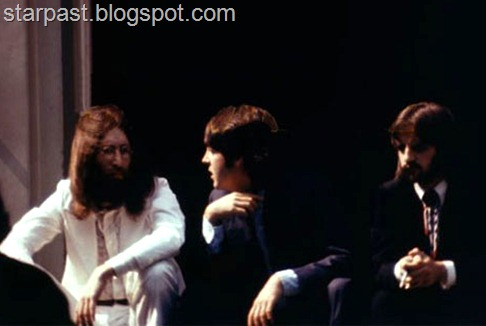 The Beatles' Abbey Road Photo Shoot Outtakes (1)
