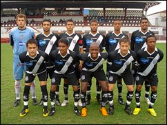AA Ponte Preta vs Vélez Sarsfield