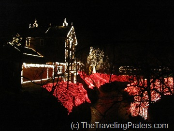 lights at clifton mill