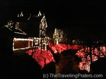 lights at clifton mill